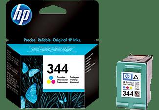 HP Tintenpatrone Nr. 344, cyan/magenta/gelb (C9363EE#UUS)