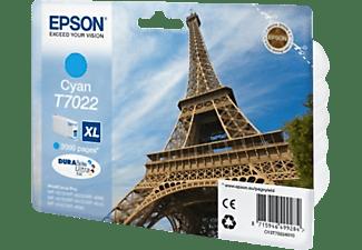 EPSON T7022 XL Cyan C13T70224010