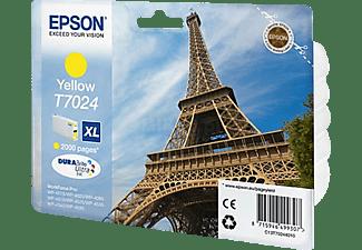 EPSON T7024 XL Gelb C13T70244010