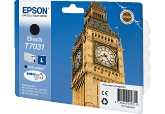 EPSON T7031 L Schwarz C13T70314010