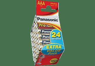 PANASONIC 24er Pack AAA Pro Power LR03PPG