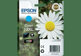EPSON Tintenpatrone 18XL, cyan (C13T18124012)