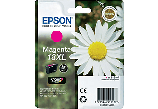 EPSON Tintenpatrone 18XL, magenta (C13T18134012)