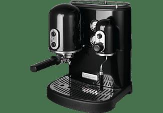 KITCHEN AID Espresso-Siebträgermaschine Artisan 5 KES 100 EOB Schwarz