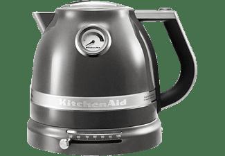 KITCHEN AID Wasserkocher Artisan 5 KEK 1522 EMS 1.5 Liter Silber