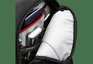 """CASE LOGIC Notebook Rucksack 16"""" DLBP116K, schwarz"""