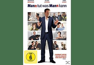 Mann tut was Mann kann [DVD]