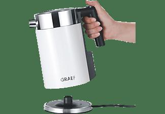 GRAEF WK 701 Wasserkocher weiß