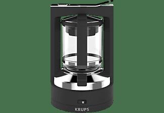 KRUPS KM 4688 T 8.2 Druckbrüh Automat schwarz