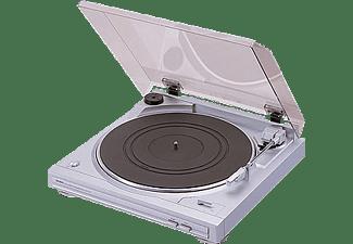 DENON Plattenspieler DP29F, silber