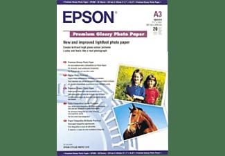 EPSON Premium Glossy Photo Paper A3 20 Blatt