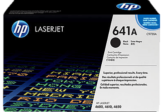 HP Nr. 641A schwarz Druckkassette