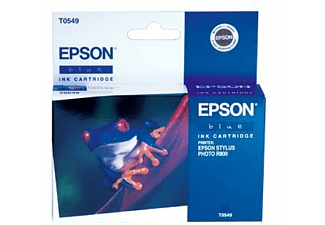 EPSON Tintenpatrone T0549 Blau