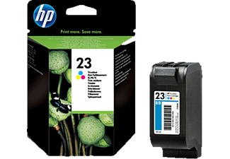 HP Tintenpatrone 23 Colour C1823D