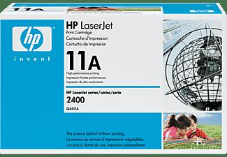 HP Nr. 11A schwarz Druckkassette