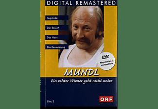 MUNDL 2 ECHTER WIENER GEHT NICHT UNTER [DVD]