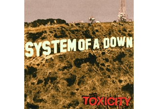 System Of A Down - TOXICITY [CD]