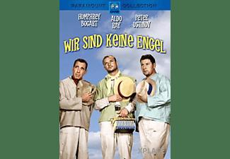 WIR SIND KEINE ENGEL (1955) [DVD]