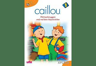 Caillou 1: Sternschnuppern & andere Geschichten [DVD]