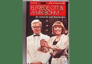 KABARETT 39: ABEND FÜR ZWEI KOMÖDIANTEN [DVD]
