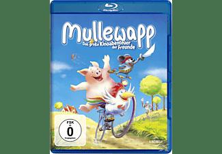 MULLEWAPP GROSSE KINOABENTEUER DER FREUNDE [Blu-ray]