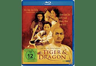 Tiger & Dragon - Der Beginn einer Legende [Blu-ray]