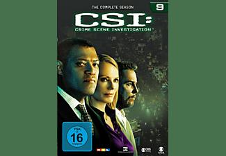 CSI: Crime Scene Investigation - Staffel 9 [DVD]