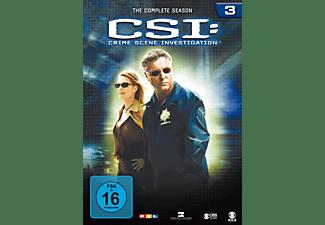 CSI: Crime Scene Investigation - Die komplette Staffel 3 [DVD]