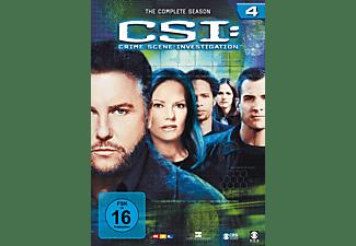 CSI: Crime Scene Investigation - Die komplette Staffel 4 [DVD]