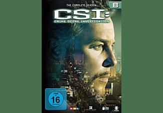 CSI: Crime Scene Investigation - Staffel 8 [DVD]