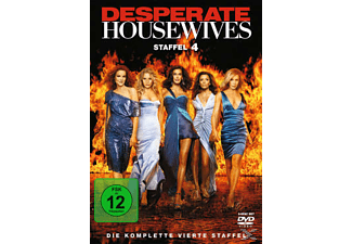 Desperate Housewives - Staffel 4 [DVD]