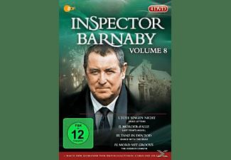 INSPECTOR BARNABY 8 [DVD]