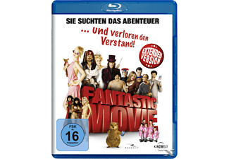 FANTASTIC MOVIE [Blu-ray]