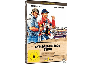 Zwei Bärenstarke Typen [DVD]