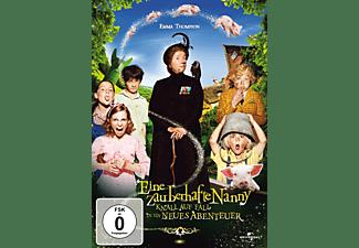 Eine zauberhafte Nanny 2 [DVD]