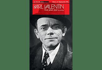 Best of Kabarett 71: Karl Valentin  -  Und jetzt des! [DVD]