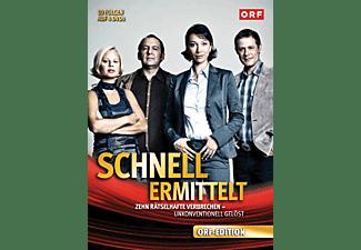 SCHNELL ERMITTELT 1 [DVD]