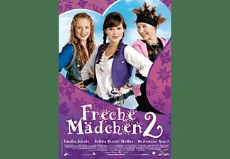 FRECHE MÄDCHEN 2 [DVD]