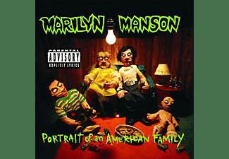 Marilyn Manson - PORTRAIT OF AN AMERICAN FA [CD]