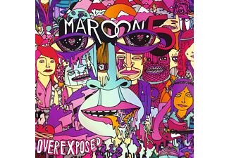 Maroon 5 - Overexposed [CD]