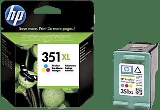 HP Tintenpatrone Nr. 351XL, farbig (CB338EE)