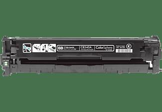 HP Toner 125A Black CB540A
