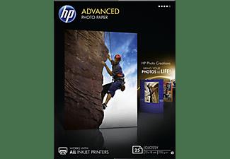 HP Advanced Fotopapier glänzend 13x18 Q8696A