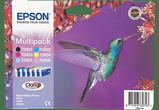 EPSON C13T08074011 COLOUR MULTIPACK