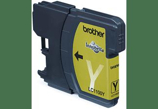 BROTHER Druckerpatrone LC-1100Y gelb