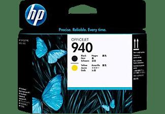 HP C4900A Druckkopf Nr.940 Schwarz+Gelb