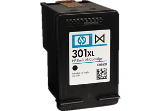 HP Druckerpatrone CH563EE NR. 301 XL BLACK