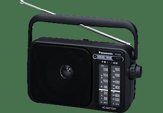 PANASONIC Radio RF-2400 EG9-K, schwarz