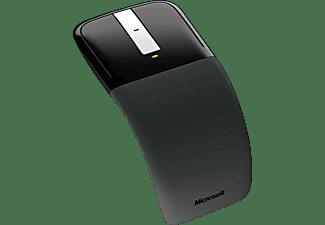 MICROSOFT PC Maus Arc Touch, kabellos, schwarz (RVF-00050)