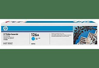 HP Tonerpatrone Nr. 126A Cyan (CE311A)